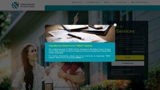 Tokio Marine Customer Portal