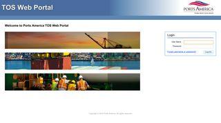 Tos Web Portal