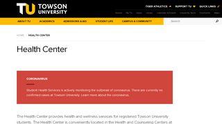 Tu Health Portal