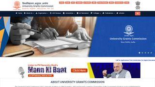 Ugc Web Portal