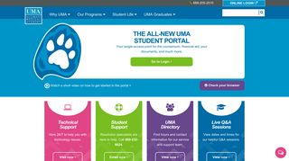 Uma Student Portal