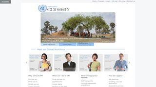 Un Job Application Portal