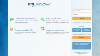 Unc Patient Portal