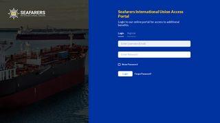 Union Member Portal