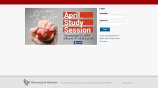 University Of Phoenix Login Student Portal