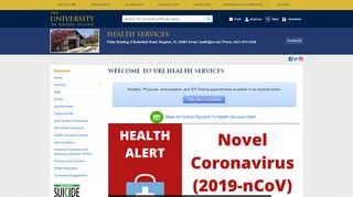 Uri Health Portal