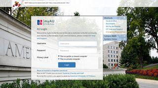 Us Student Portal