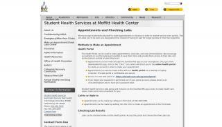 Usm Health Portal