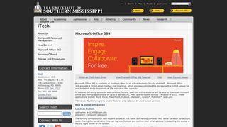 Usm Portal Office 365
