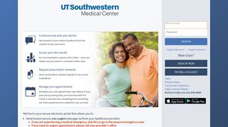 Ut Southwestern Patient Portal