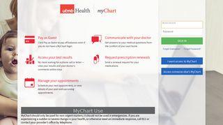 Utmb Patient Portal