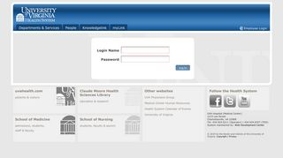 Uva Health System Clinical Portal
