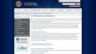 Vha Data Portal