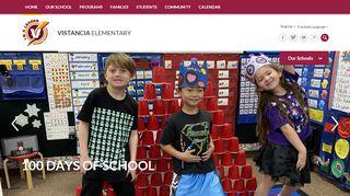 Vistancia Student Portal
