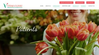 Vitae Clinic Patient Portal