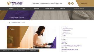 Waldorf Student Portal