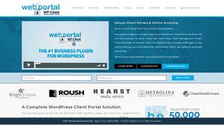 Web Portal Wp Client