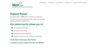 Wedgewood Patient Portal