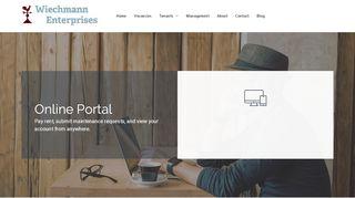 Wiechmann Enterprises Portal