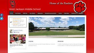 Wjms Student Portal