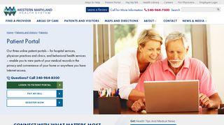 Wmhs Patient Portal