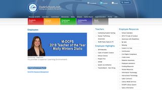 Www Dadeschools Net Employees Portal
