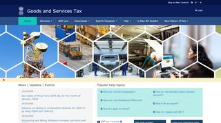 Www Gst Gov In Login Portal