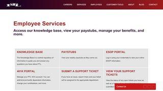 Www Ptl Inc Com Employee Portal