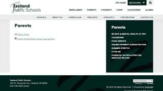 Zps Parent Portal