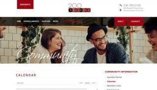200 Braehill Resident Portal