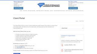 Aaoc Patient Portal