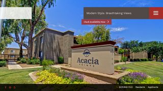 Acacia Pointe Resident Portal