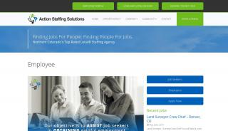 Action Staffing Employee Portal