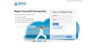 Adrad Patient Portal