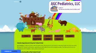Agc Pediatrics Patient Portal