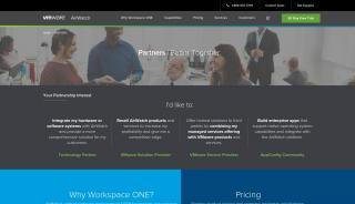 Airwatch Partner Portal