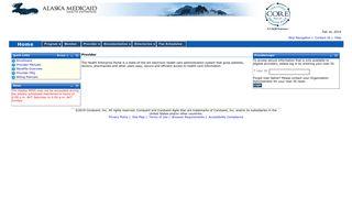 Alaska Medicaid Provider Portal