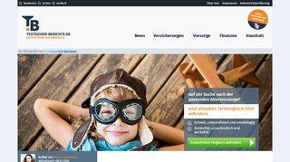 Altersvorsorge Portal Vergleich