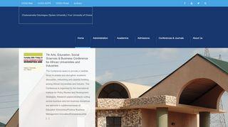 Ansu Post Utme Registration Portal