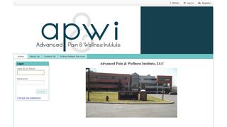 Apwi Portal For Patients