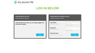 Asurion Employee Portal