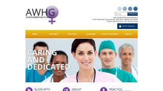 Atlanta Women's Health Group Patient Portal - Find ...