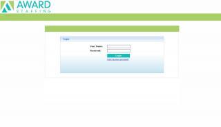 Award Staffing Employee Portal
