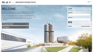 B2b Bmw Group Partner Portal
