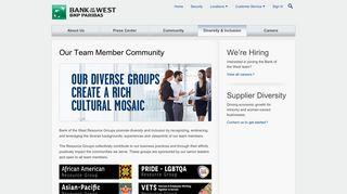Bank Of The West Employee Portal