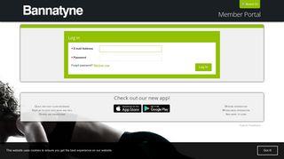 Bannatynes Member Portal