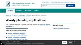 Bcbc Planning Portal