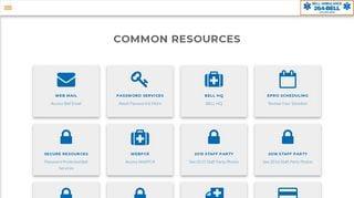 Bell Employee Portal