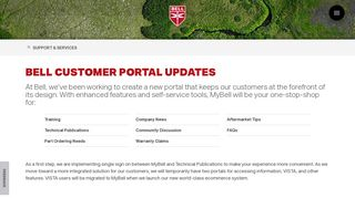 Bell Helicopter Portal