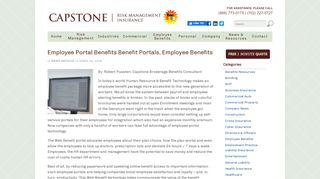 Benefits Of An Employee Portal